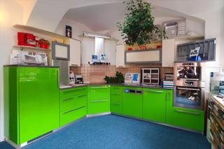Kuchyňské studio v Litoměřicích